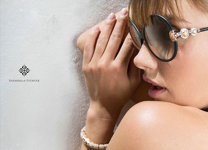 Shamballa Eyewear Website Design